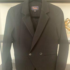 Madewell Black Blazer 0